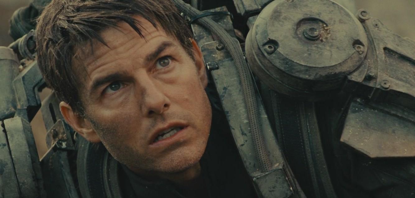 Edge of Tomorrow Blu-Ray Screen Captures