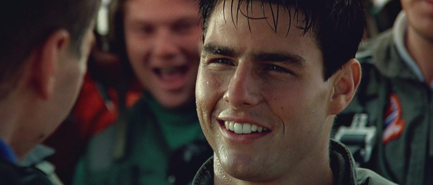 Top Gun Blu-Ray Screen Captures