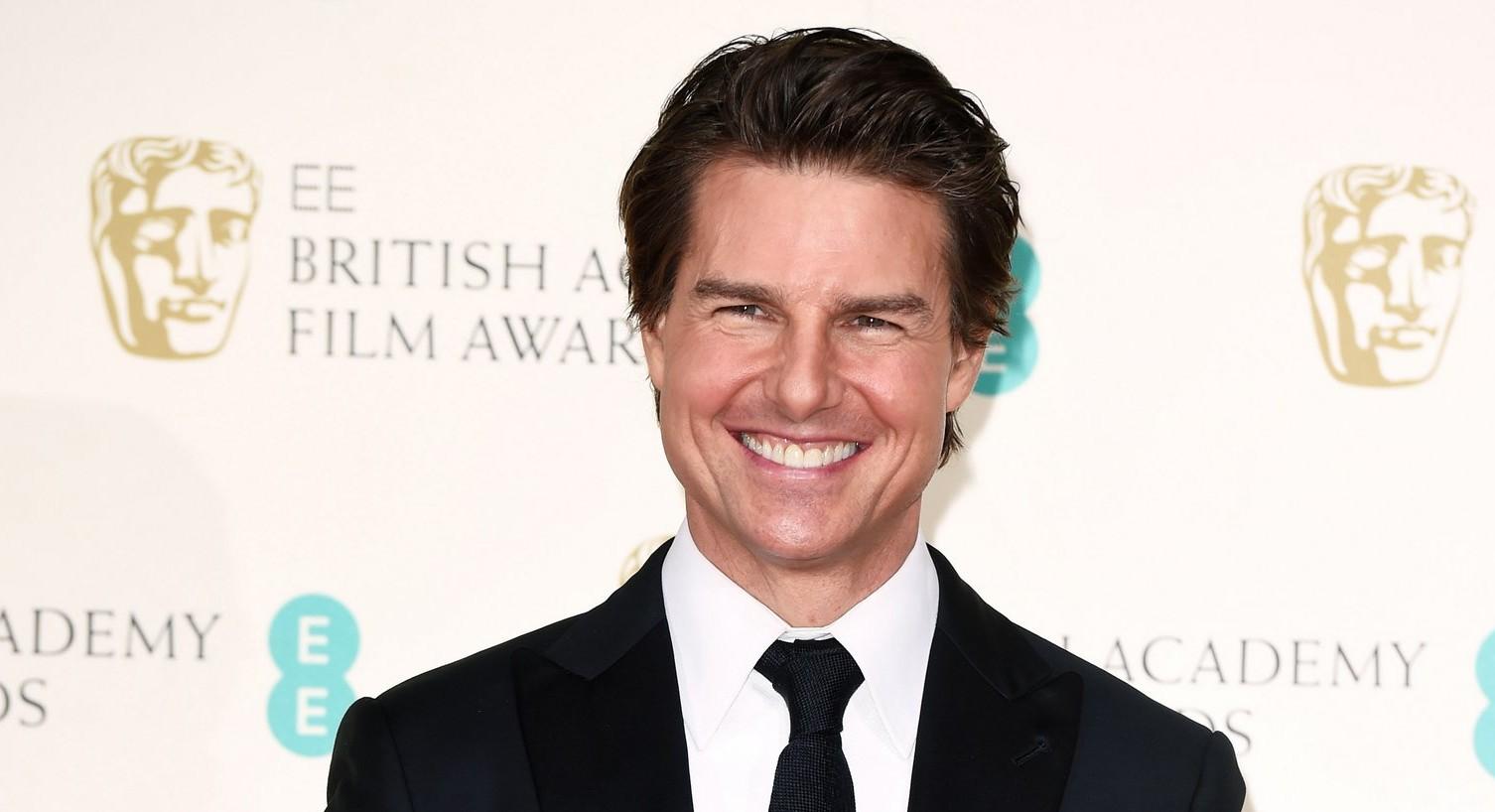 TomCruiseFan.com | » EE British Academy Film Awards – Photos