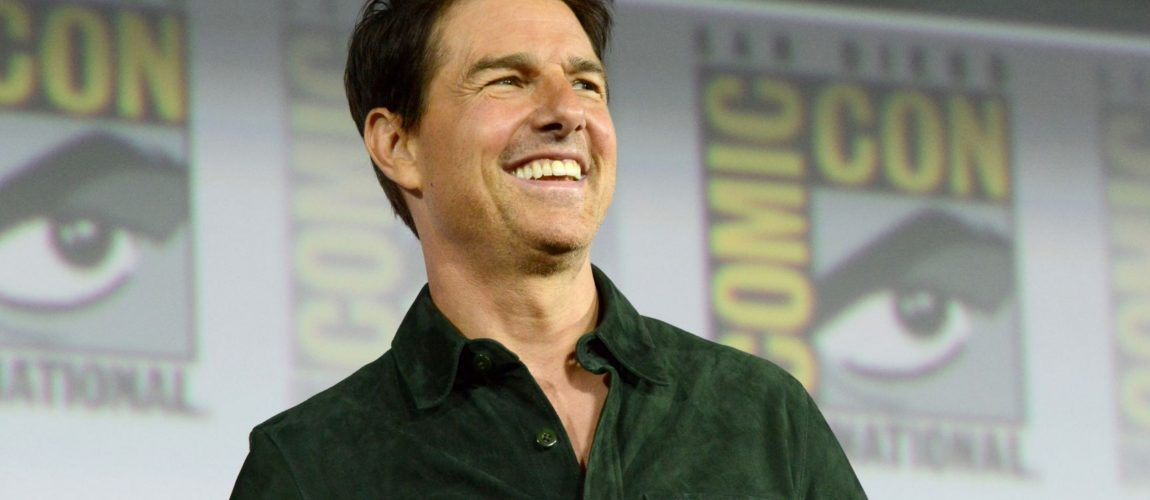 Tom Cruise makes surprise appearance at Comic-Con International to present Top Gun Trailer
