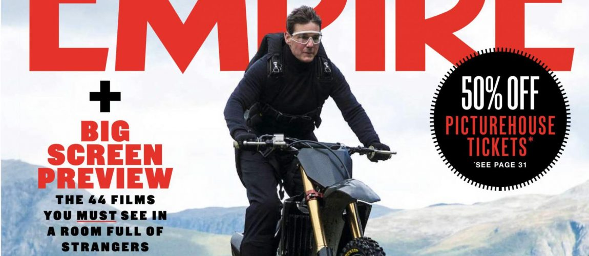Empire Magazine – Summer Issue – Mission: Impossible Preview