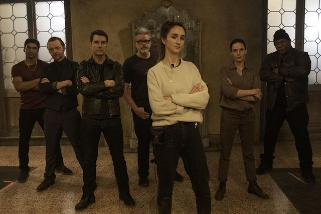 New image from Mission: Impossible 7 Cast
